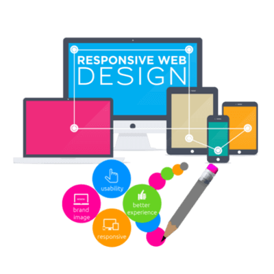 We provide services like Full Responsive, Mobile Website Designing, Re-Designing, WordPress, CMS.
